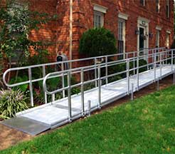 Home Wheelchair Ramps