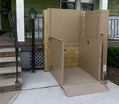 Home Wheelchair Lifts