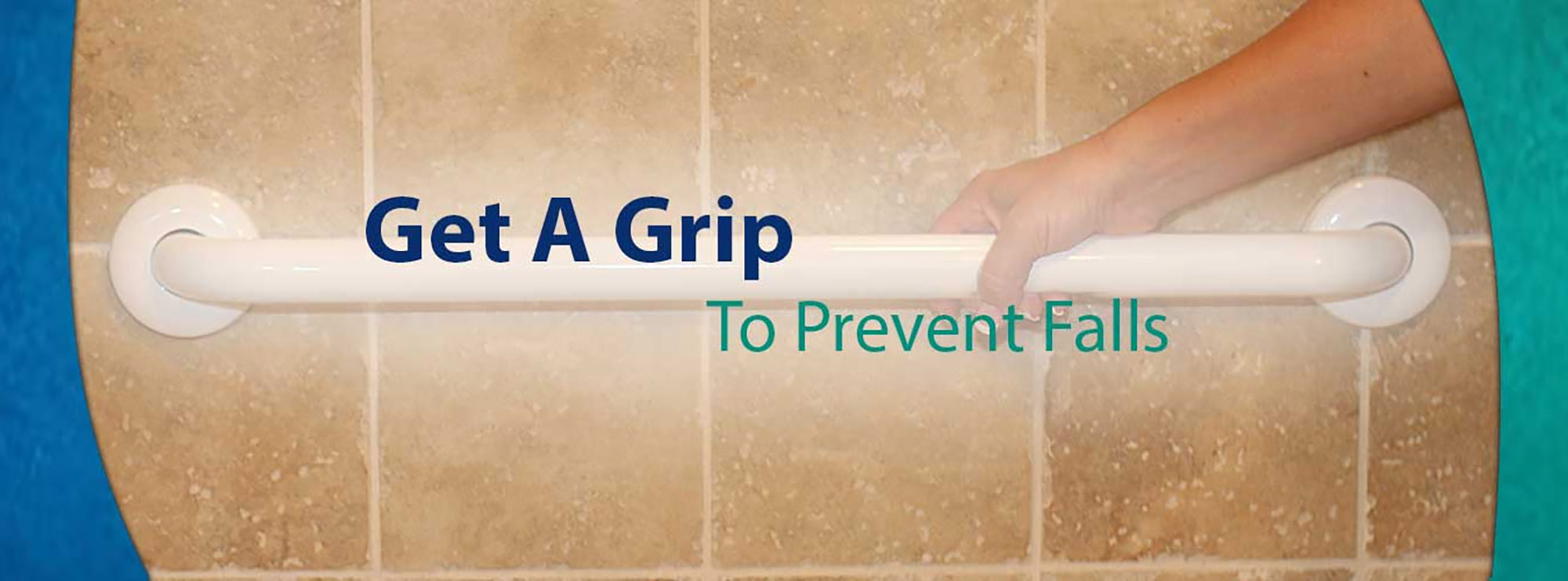 Shower Grip: Get a Grip to Prevent Falls