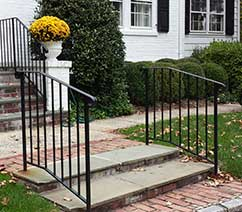 Home Stair Rails